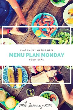 It's that time of the week again, Menu Planning Monday! This is what I have got planned for dinners this week…I'd love to know what you've got planned.
