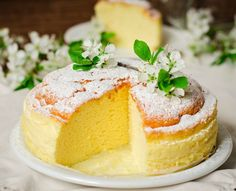 Cheesecake din 3 ingrediente - use sugar free white chocolate 3 Ingredient Cheesecake, Cheesecake Recipes, Dessert Recipes, Rice Cooker Recipes, Cooking Recipes, Cupcakes, Cupcake Cakes, Just Desserts, Delicious Desserts
