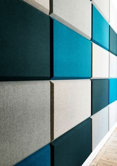 Domo Wall | ICF - acoustic wall panels