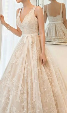 Wonderful Perfect Wedding Dress For The Bride Ideas. Ineffable Perfect Wedding Dress For The Bride Ideas. Wedding Dresses Uk, Cheap Wedding Dress, Wedding Attire, Bridal Dresses, Hair Wedding, Gown Wedding, Sequin Wedding, Ceremony Dresses, Wedding Makeup