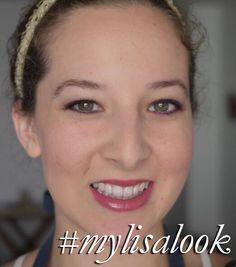 Julie Arthur inspired by my 'Everyday Makeup Look' http://www.lisaeldridge.com/video/8825/an-everyday-make-up-look/ #MyLisaLook #Makeup #Beauty