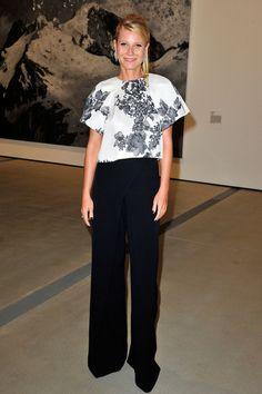 Gwyneth Paltrow Photos - The Broad Museum Black Tie Inaugural Dinner - Zimbio
