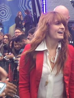 Florence And The Machine, Good Morning America, June 5, 2015.