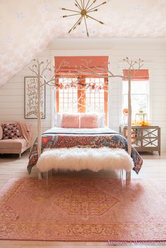 our historic home fall decor tour take a peek inside our 1905 craftsman home all decked out for autumn teen girls bedroom features whitewashed hardwood