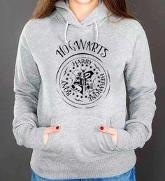 moletom hogwarts harry potter canguru com capuz frete grátis