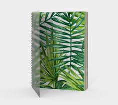 Luxury notebook, green palms vintage Spiral Notebook by Luxury fashion boutique. Design spiral-bound printed notebooks protected with a frosted polymer featuring acid-free paper. Girls Boutique, Fashion Boutique, Luxury Girl, Latest Fashion, Invitations, Vintage, Palms, Notebooks, Green