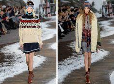 Let's Ogle Fall Knitwear Trends! | http://sheepandstitch.com/fall-knitwear-trends-2014/