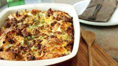 Make-Ahead Breakfast Recipe: Sausage