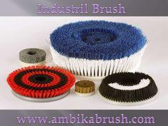 Industrial Brush Manufacturer & Suppliers India-Ambika Brush by Ambika Interprises via slideshare