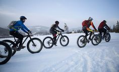 Just because you ride a road or mountain bike doesn't mean you'll be fabulous at fat biking. You've got to get to know pedaling on snow. Throw in seriously variable terrain and conditions and, believe me, you'll want to understand what you're doing before you head out to the backcountry.