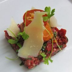 Beef Tartar @ Auberge St Gabriel by Eric Gonzalez