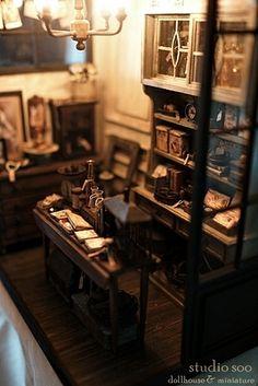 """studio soo """"mini vintage shop"""""""