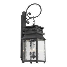 Elk Lighting Artistic 806-C Outdoor Wall Lantern Lancaster