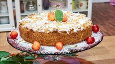 """Mein bester Kuchen – Jasmins """"Rote Früchte küssen Kokos"""""""