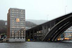 Treet i Bergen