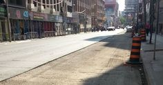 INFRASTRUCTURE: Richmond and Adelaide being prepped for new bikelanes