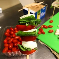 Making Caprese Skewers for a catering order. Contact us for all your catering needs!  Happy Friday fam!  DINE IN  TAKE OUT  DELIVERY  CATERING  http://ift.tt/1SDgYxw  #MashPotatoes #MashPotatoesMiami #HomeStyleCooking #Miami #CoralGables #SouthMiami #Love #InstaFood #FoodLove #Healthy #HealthyLiving #ComfortFood #Food #Foodie #FoodPorn #EatClean #GoodEats #Delicious #Paleo #Fitness #FoodFam #InstaFood #BestOfTheDay #PicOfTheDay #FollowUs #Delivery #SpecialOfTheDay #MiamiDining #BestFood…