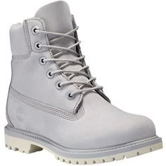 438d237f917 Timberland Women s Icon Premium Leather High-Top Boots ( 170) ❤ liked on  Polyvore