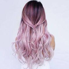 Love this Pink Rose hair~ hair romantic for coming season