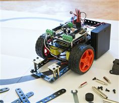 Possible activity for Robotics Camp