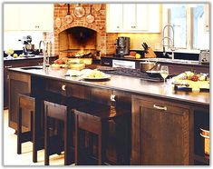 Kitchen Designs With Island Cooktop