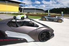 Sbarro Evoluzione, Speed'R and Supercharged