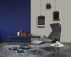 Comfortable man's room. #Thonet @dessohomenl #LottyLindeman #DirkVanderKooij
