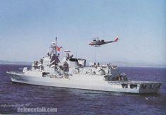 F-244 TCG BARBAROS Turkish Navy.
