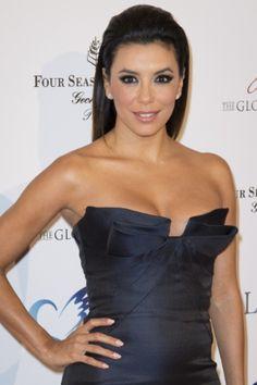 Eva longoria  The Global Gift Gala Paris 2014 Four Seasons Hotel George V