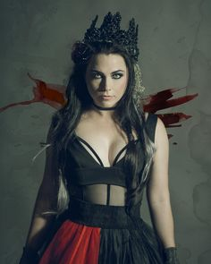 Amy Lee | #Evanescence #Synthesis by P.r. Brown
