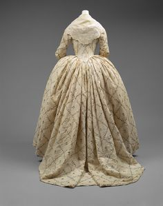 Robe à l'anglaise [French] (1991.204a,b) | Heilbrunn Timeline of Art History | The Metropolitan Museum of Art