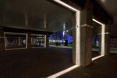 Velocity - Eindhoven, Netherlands - Lighting project: Jaap van den Elzen…