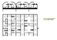 Venice Hospital plan and section photo corbu2.jpg