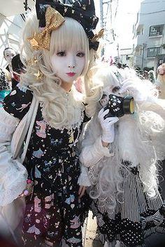 Shironuri Lolita