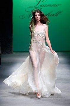 Leanne Marshall S/S16 New York Fashion Week