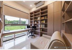 現代風書房 Crockery Cabinet, Study Room Design, Design Case, Cabinet Design, Sweet Home, Home Decor, China Cabinet, Decoration Home, House Beautiful