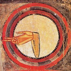 La mà de Déu. Sant Climent de Taüll