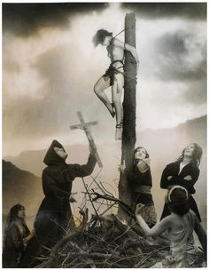 William Mortensen's Photographs Of Witchcraft And Debauchery From The 1940's Were Ahead Of Their Time