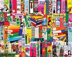 Bookmarks Jigsaw Puzzle - 1000 Pieces