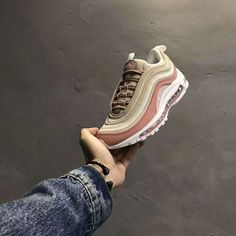 wholesale dealer 9fd9e f2599 If you love pink but for what ever reason you are not a fan of the Nike Air  Max 97  Particle Beige , be sure to take a look at the
