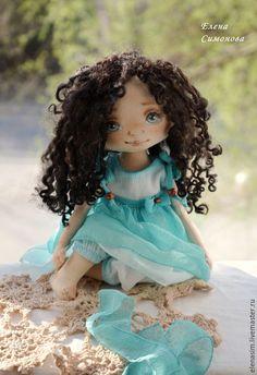 Коллекционные куклы ручной работы. малышка Ева. Елена Симонова. Интернет-магазин Ярмарка Мастеров. Коллекционная кукла, подарок