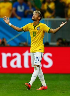 Neymar Photos: Cameroon v Brazil: Group A - 2014 FIFA World Cup Brazil