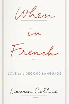 "These Are Our Top Reads Out In September #refinery29  http://www.refinery29.com/2016/08/118294/best-new-books-to-read-this-month#slide-10  When in French: Love in a Second Language By Lauren Collins Out September 30 Love is hard. But it's even harder when you don't speak the same language. Lauren and Olivier have English to fall back on. But his native tongue is French, and without knowing how to speak it Lauren wonders if she'll ever really understand her partner. Are ""I love you"" and ""je…"