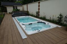 Swimming Pool Enclosures, Swimming Pools, Telescope, Tub, Garden, Outdoor Decor, Home Decor, Swiming Pool, Pools