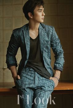 Image about handsome in Yoo Seung Ho by L-Queen ❤ Yoo Seung Ho, So Ji Sub, Asian Actors, Korean Actors, Korean Idols, Korean Dramas, Incheon, Korean Magazine, Oppa Ya