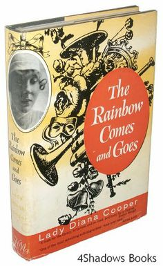 The Rainbow Comes and Goes by Lady Diana Cooper,http://www.amazon.com/dp/B000EACI42/ref=cm_sw_r_pi_dp_JvAZsb1PS18E8QTX
