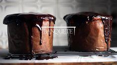 Chocottone ou Panettone com Gotas e Cobertura de Chocolate