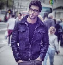 imran abbas - Google Search First Tv, Leather Jacket, Denim, Jackets, Google Search, Fashion, Studded Leather Jacket, Down Jackets, Moda