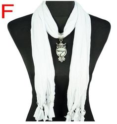 Stylish Charm Accessories Scarf Wholesale For Ladies Canada - Bright White