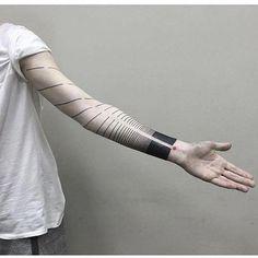 maori tattoos in forearm Line Tattoos, Black Tattoos, Body Art Tattoos, Sleeve Tattoos, Cool Tattoos, Tatoos, Maori Tattoos, Ink Tatoo, Tattoo On